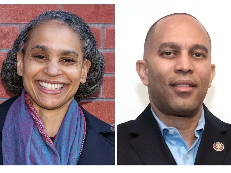 Maya Wiley gets endorsement boost from Rep. Hakeem Jeffries in her NYC mayoral bid
