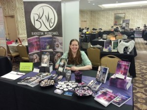 B Kristin McMichael at Penned 2015