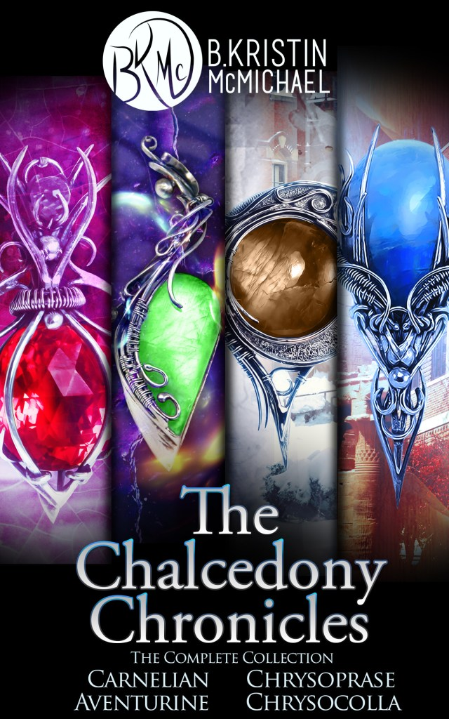 The Chalcedony Chronicles Complete