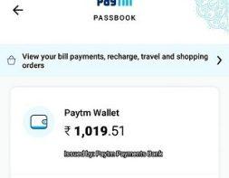 received paytm cash minijoy