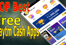 top 10 Free Paytm Cash APPS