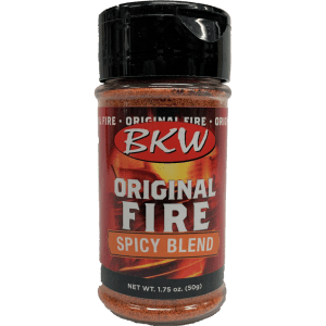 Big Kahuna FIRE Seasoning