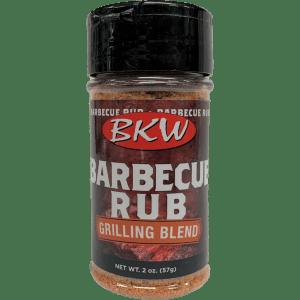 Big Kahuna BBQ Rub