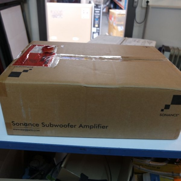 Sonance A800 Subwoofer Amplifier 550 00