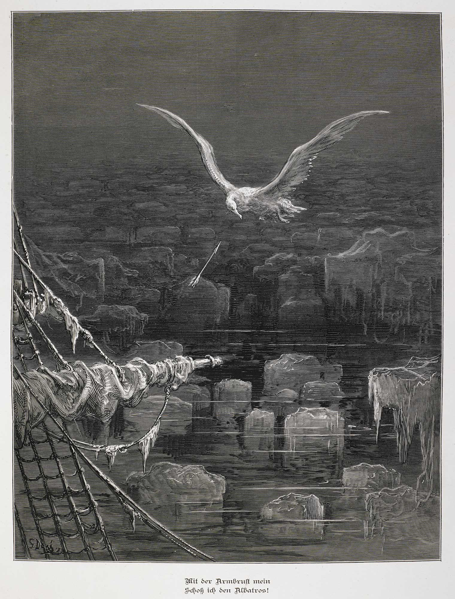 The Rime Of The Ancient Mariner The British Library