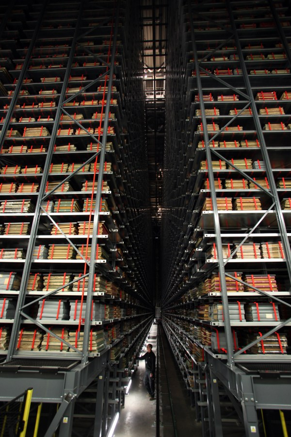 British Library Opens National Building