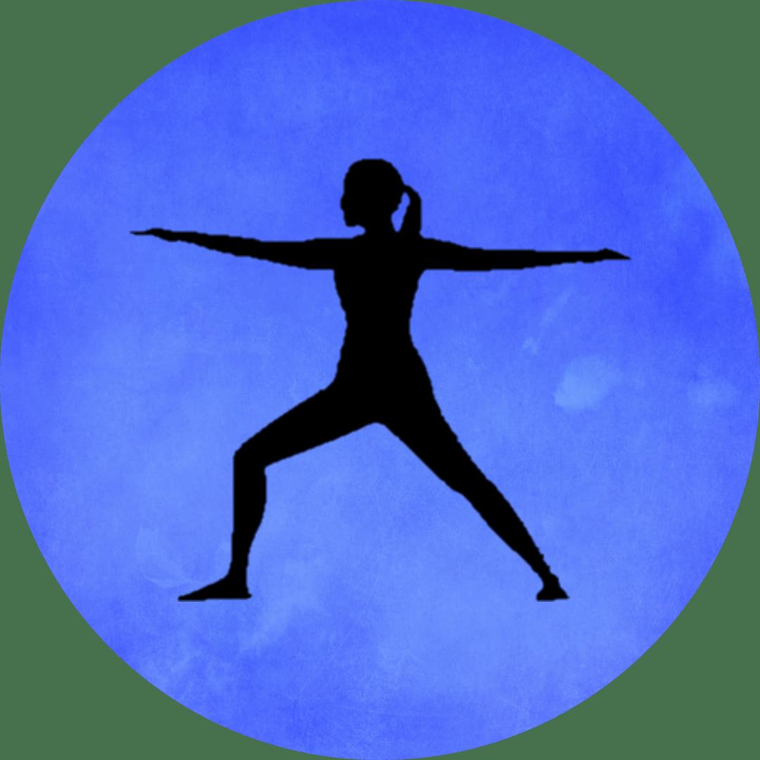 Hatha yoga-ikon