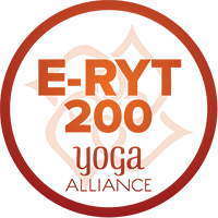 E-RYT 200 Yoga Alliance Mark
