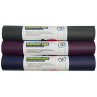 Billede af 3 suregrip yogamåtter i forskellige farver