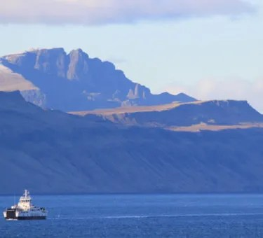 Raasay ferry, Isle of Skye