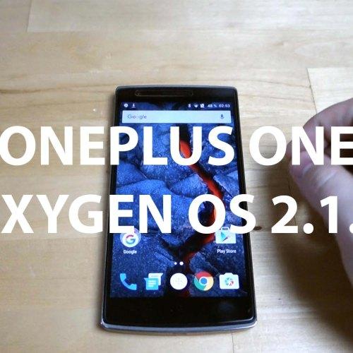 Oxygen OS sur OnePlus One