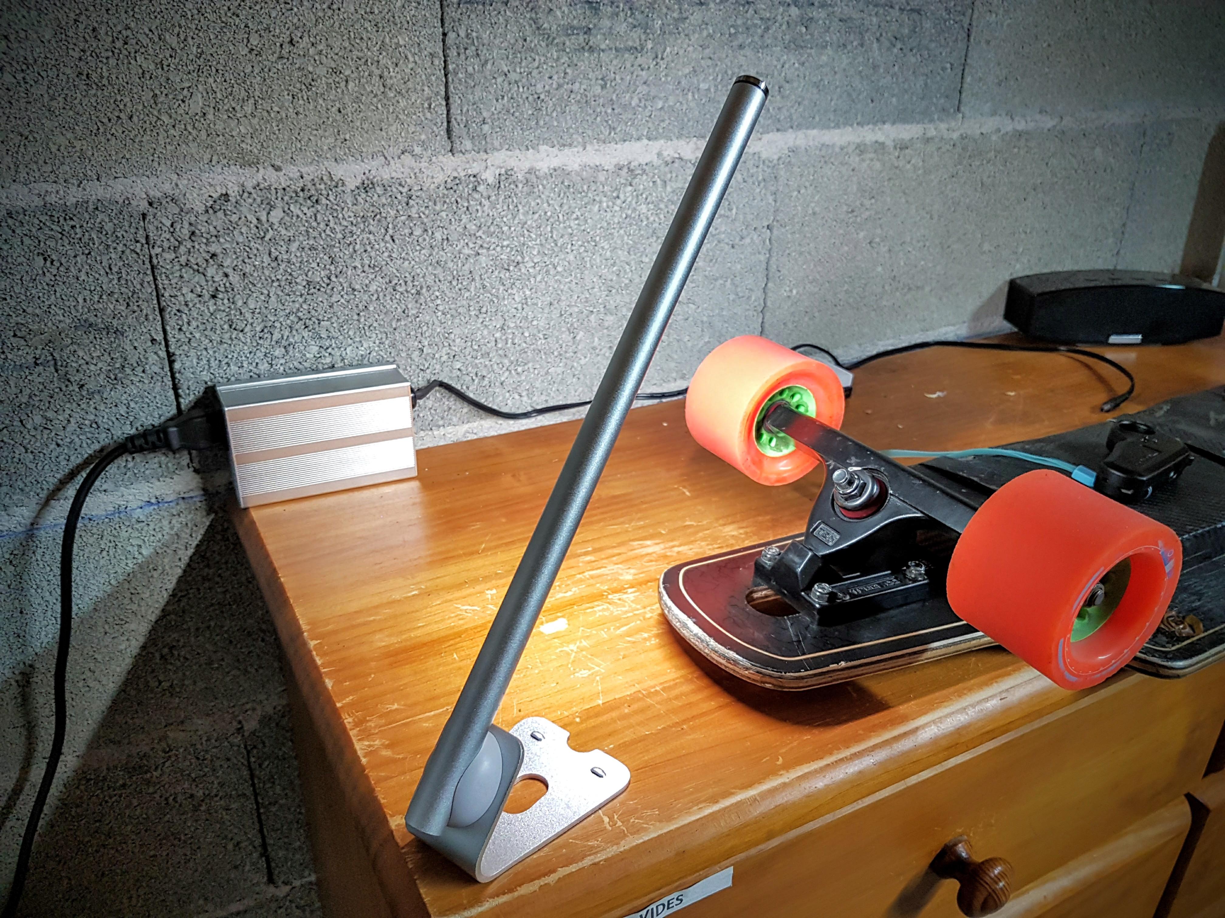 Test de la lampe led dodocool lampe de bureau autonome au top