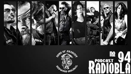 Radiobla #94 - Músicas & Séries - Parte 01