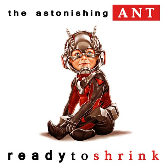 Ant-Man (The Notorious B.I.G.'s Ready to Die)