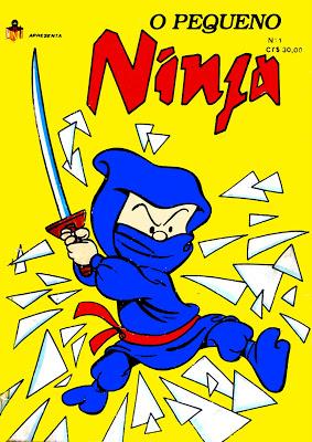 O pequeno ninja