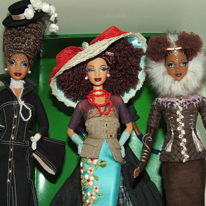 Detroit Doll Show Brings African American Culture Beauty To Life