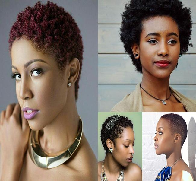 Modele De Coupe De Cheveux Court Pour Femme Africaine - Modele Tresse