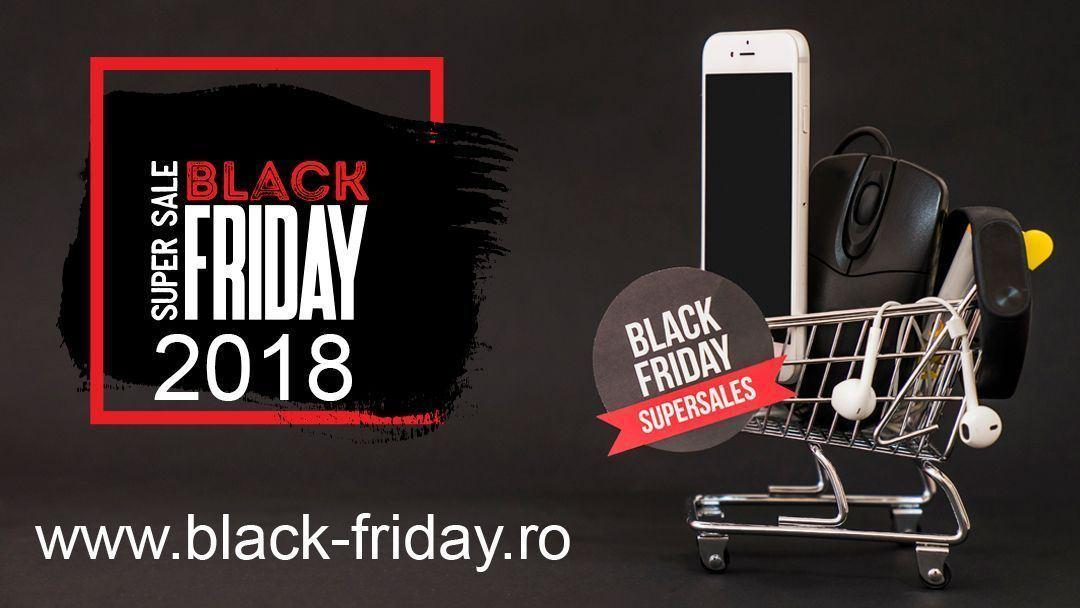 Black Friday 2018 – lista magazinelor, cataloage, oferte (live)