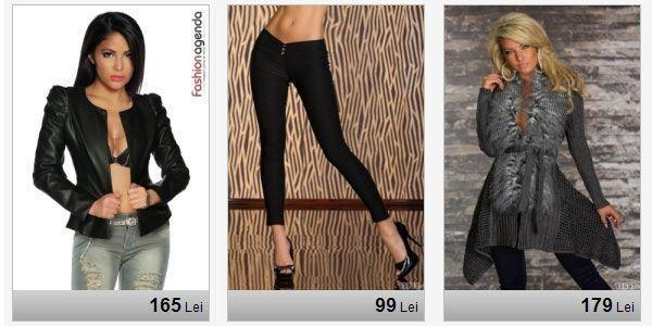 Reduceri colectie noua FashionAgenda