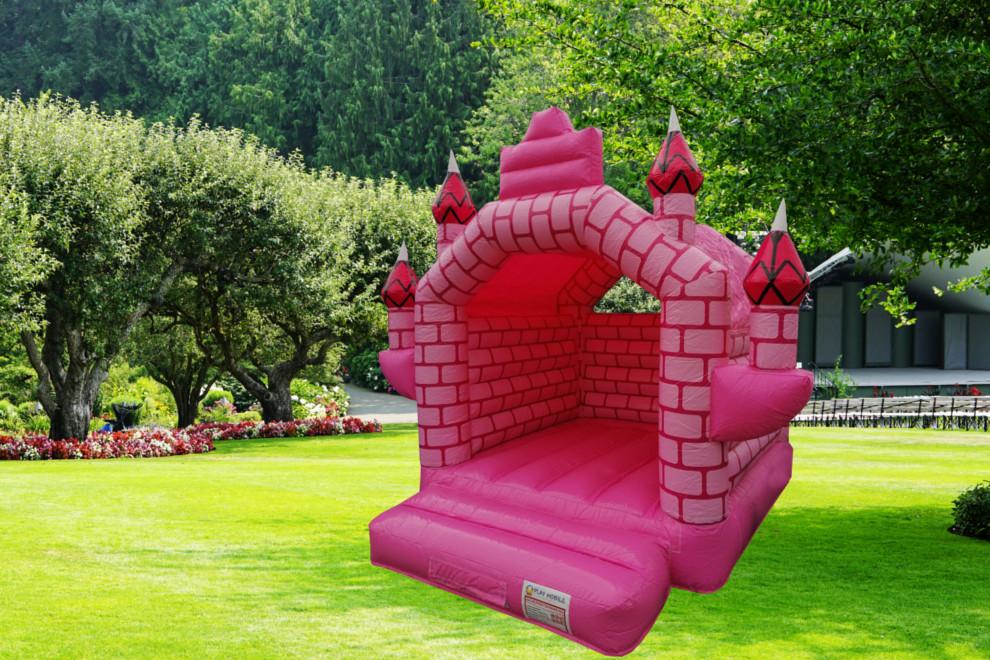 Pink Castle Gesamtansicht