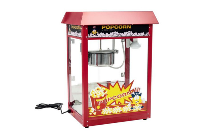 Popcornmaschine o Wagen