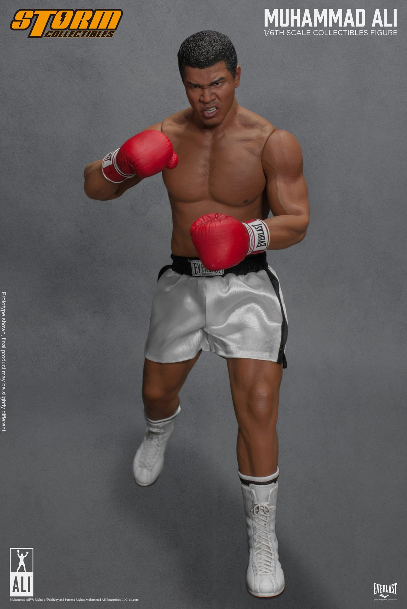 Preview Storm Collectibles 16 Scale Muhammad Ali