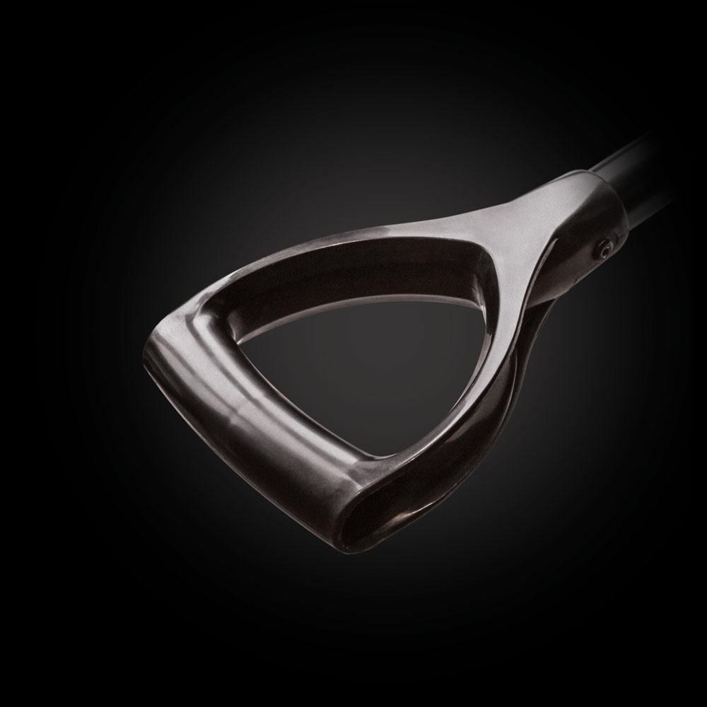maximus, d-grip, handle, plastic, comfort, warm