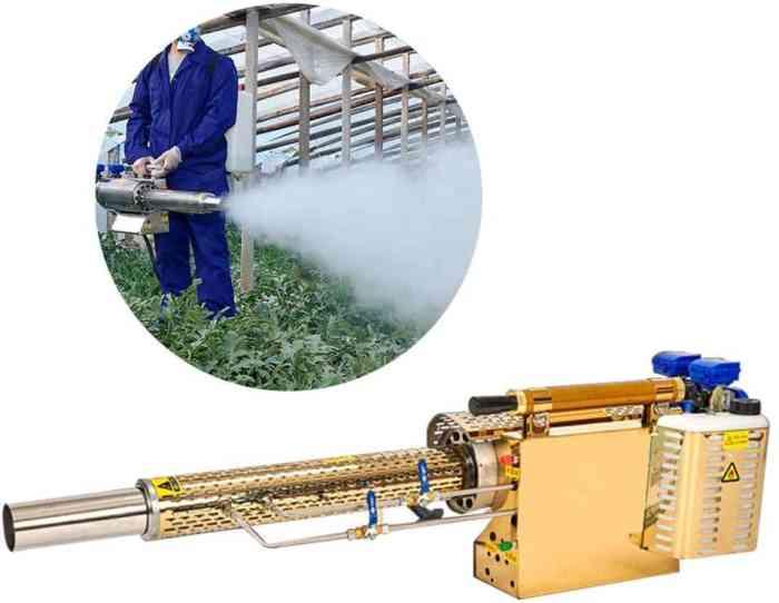 Thermal Electrostatic Fogger Machine, Sterilizing Spray