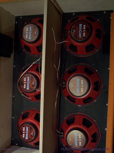 Black Amp  Amplifier  Speaker Cabinet Specs