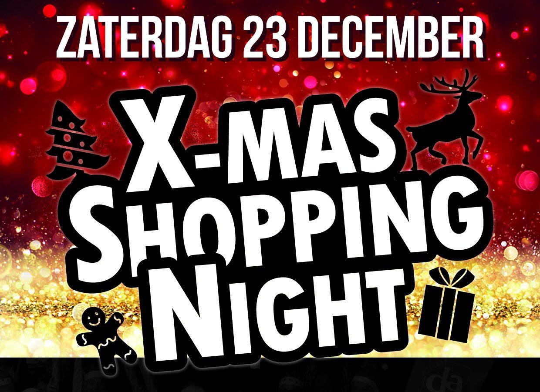 X-Mas Shopping Night