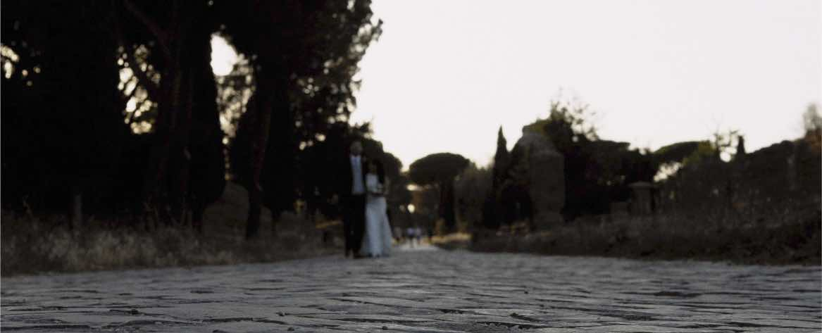 matrimonio via appia antica