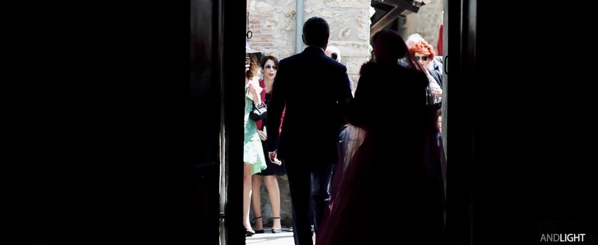 Wedding in Montignano Castle, Umbria
