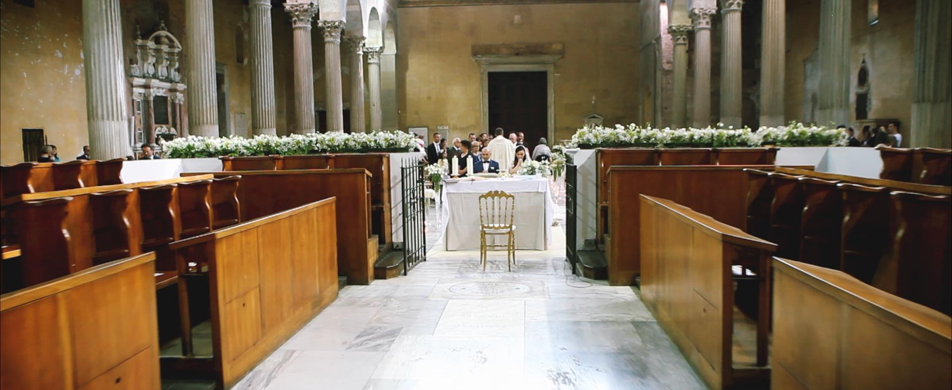 Matrimonio a tenuta di Ripolo Santa Sabina All'Aventino