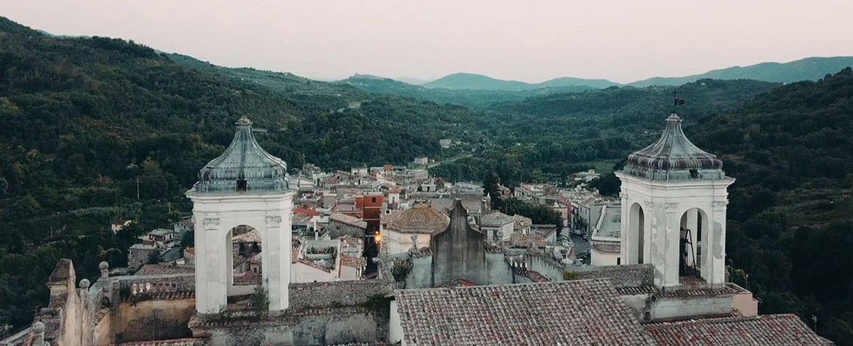 Santa Scolastiva Drone