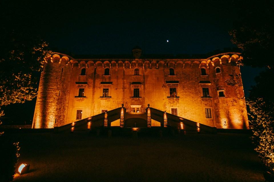 The Odescalchi Castle