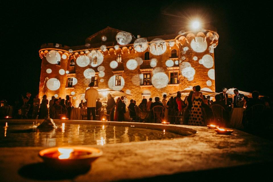 Matrimonio Castello Odescalchi, Palo Laziale