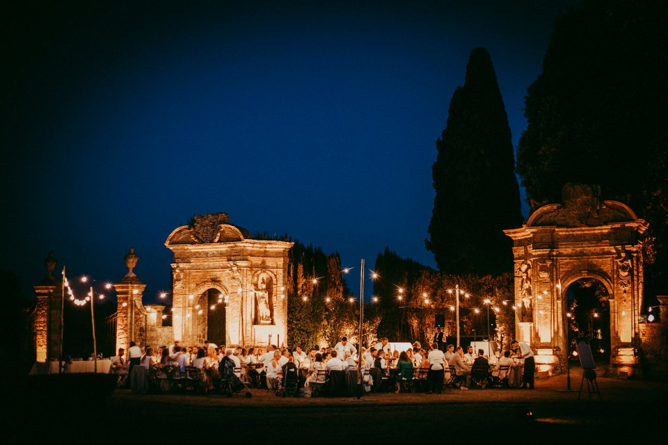 Wedding at Villa of Geggiano