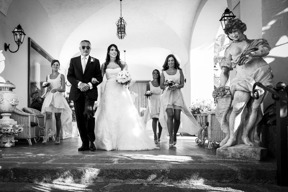 Matrimonio Negombo, Ischia