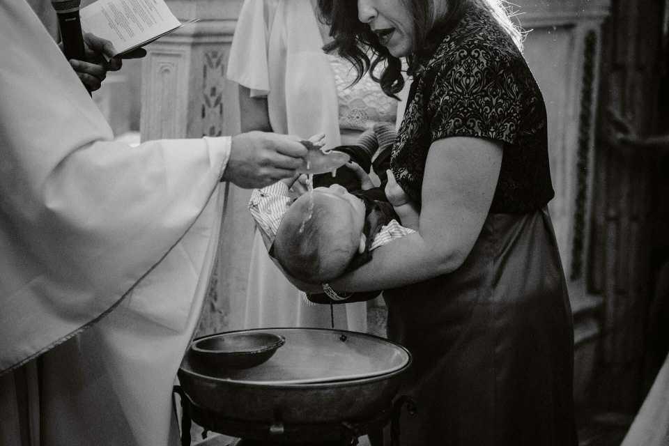 Battesimo Abbazia Sant'Andrea in Flumine