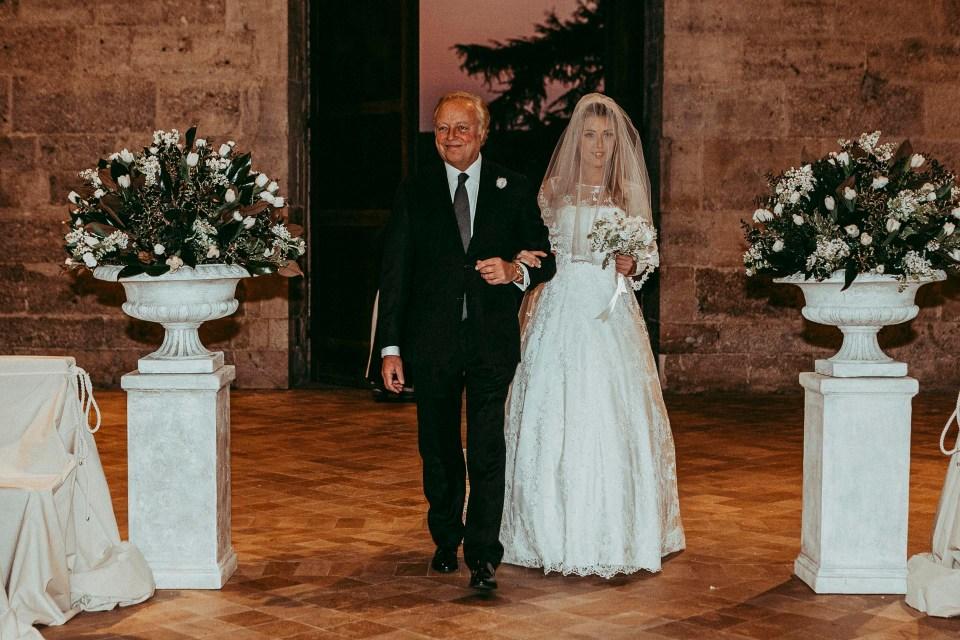 Ingresso Sposa