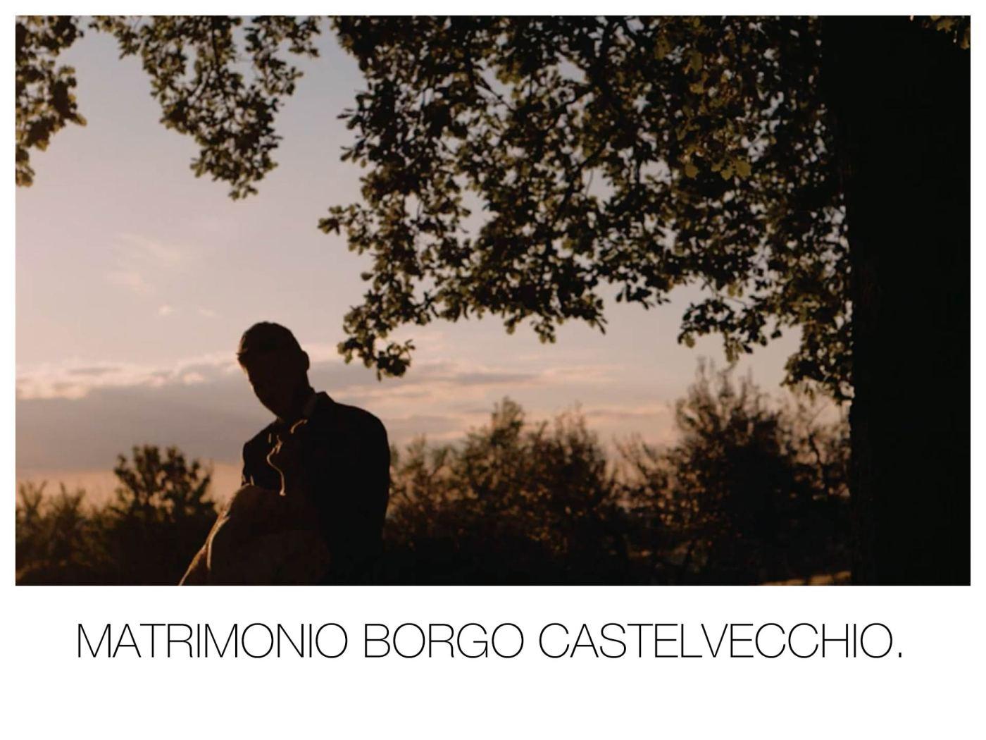 Matrimonio Borgo Castelvecchio