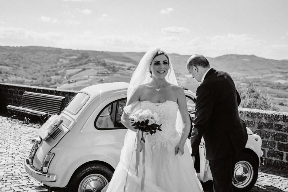 Matrimonio Borgo San Faustino Villa Laura