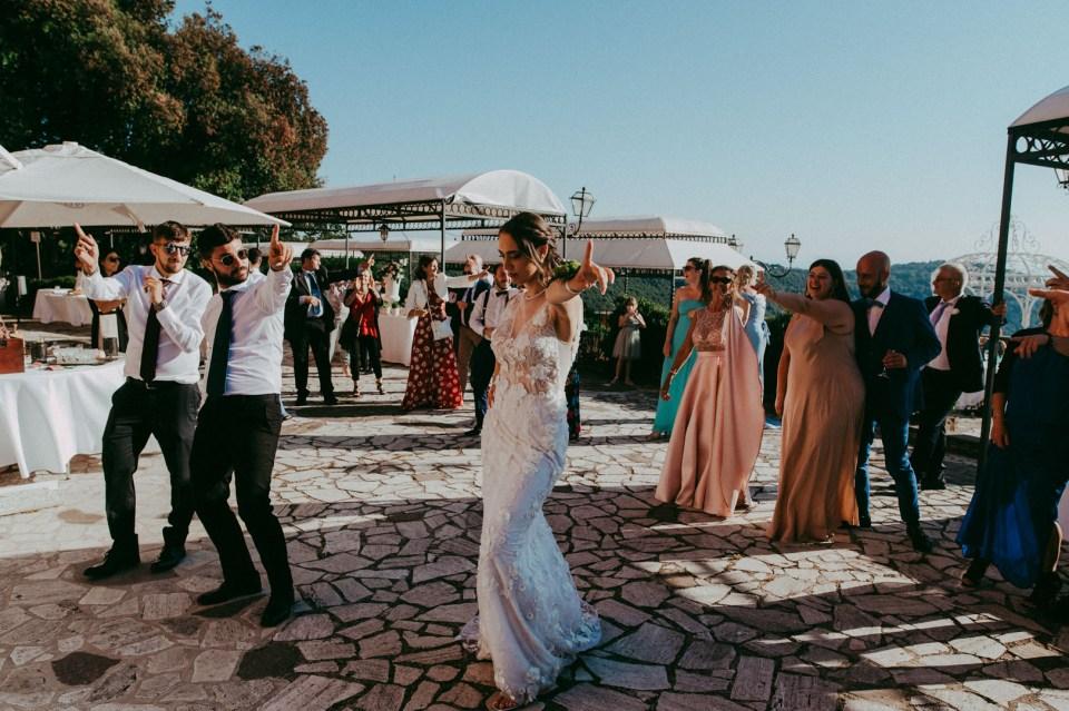 Matrimonio Villa del Cardinale