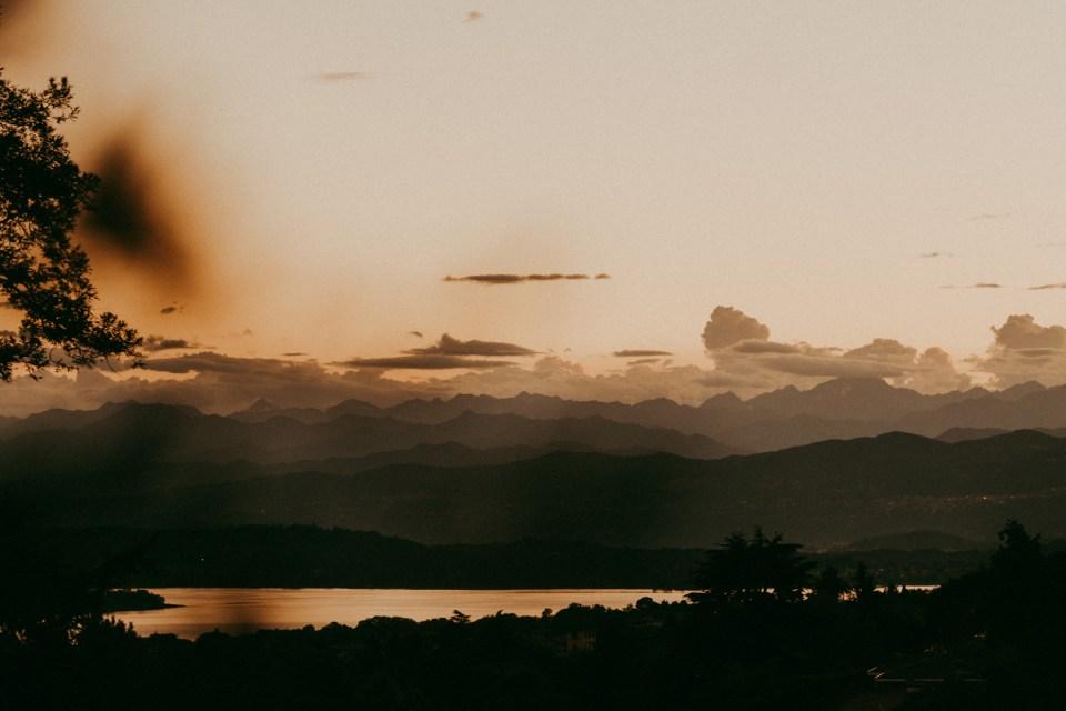 Veduta lago