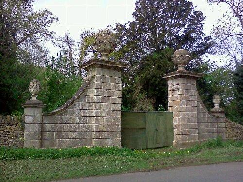 'Secret' Gates!