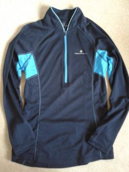 Ron Hill Half Zip Running Top