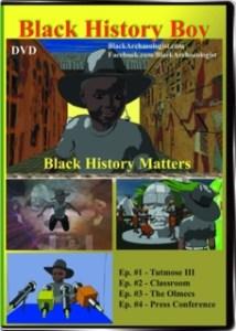 black history dvd