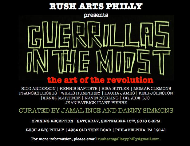 rush arts philly