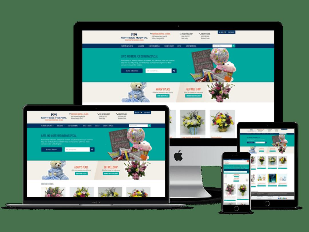 Atlanta Website Design Company  Web Design Services
