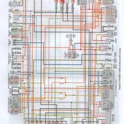 02 Sv650 Wiring Diagram Toyota Land Cruiser Stereo Manuali Di Manutenzione Moto | Duomoto
